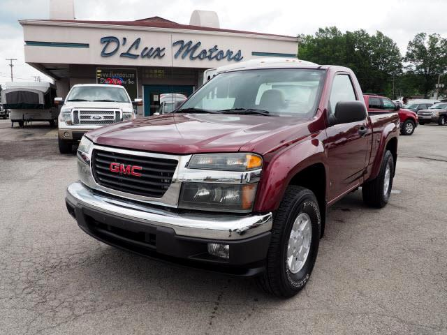 2007 GMC Canyon SLE