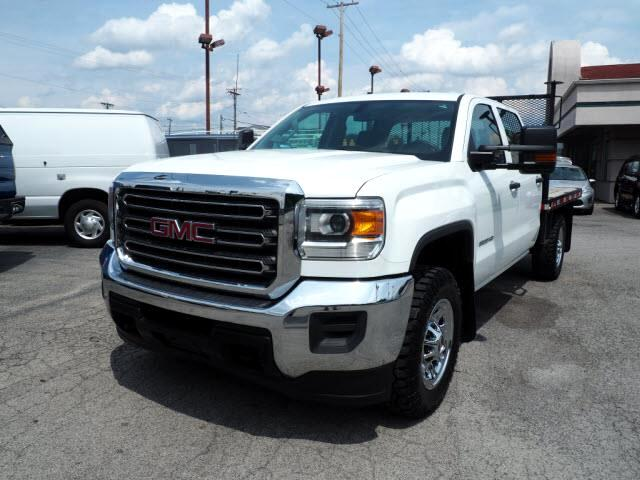 2015 GMC Sierra 3500HD Flat Bed