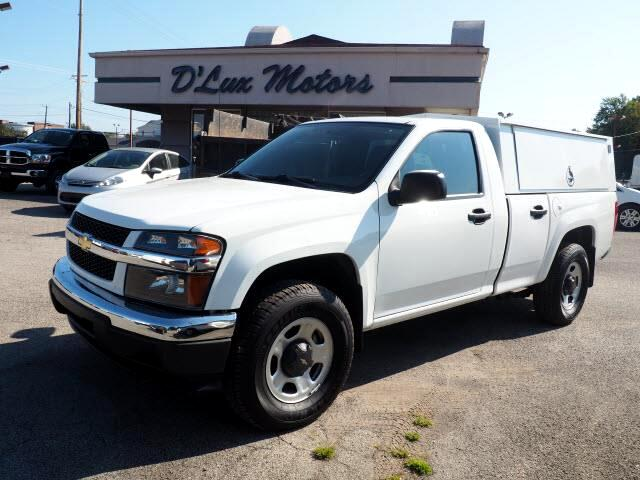 2012 Chevrolet Colorado Work Truck/Utilty
