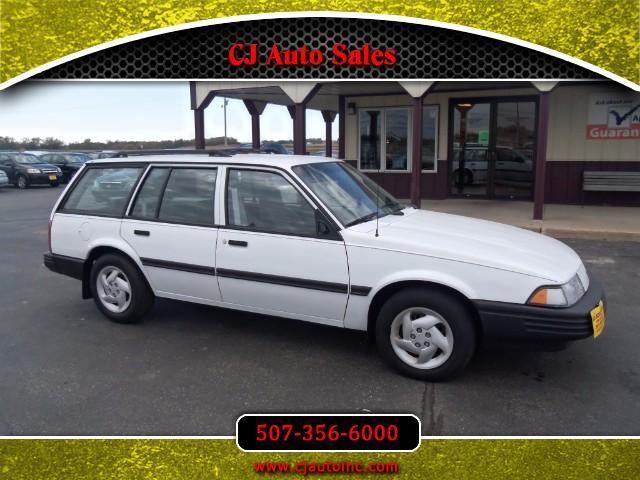 1994 Chevrolet Cavalier Wagon Base