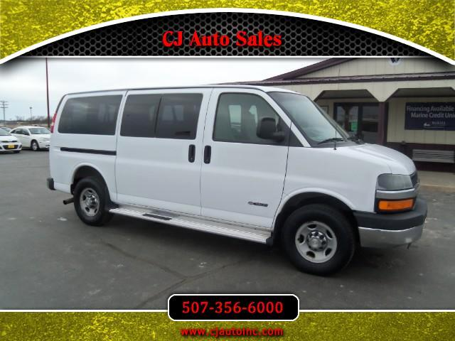 2006 Chevrolet Express 3500