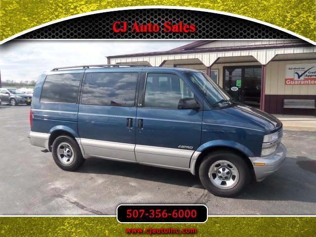 1999 Chevrolet Astro 2WD