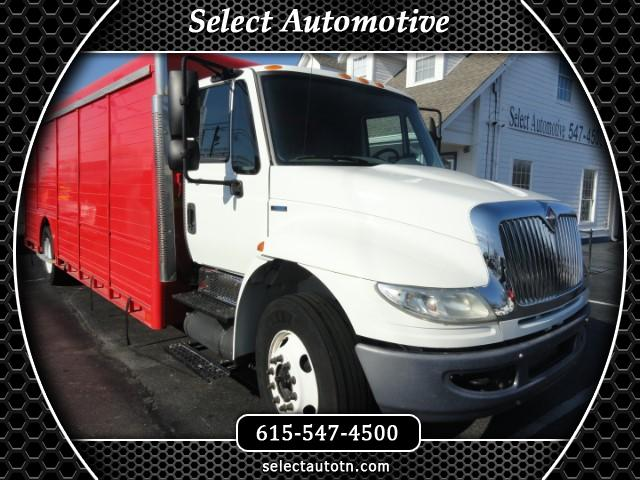 2011 International 4300 10 DOOR BEVERAGE TRUCK