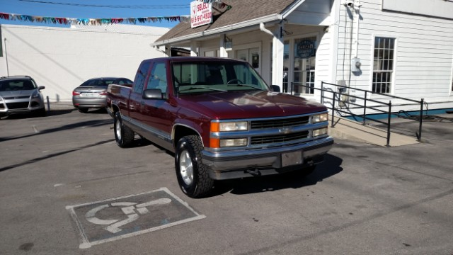 used 1998 chevrolet c k 1500 sold in lebanon tn 37087. Black Bedroom Furniture Sets. Home Design Ideas