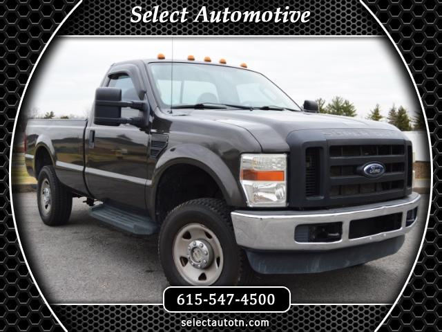 2008 Ford F-250 SD XL 4WD