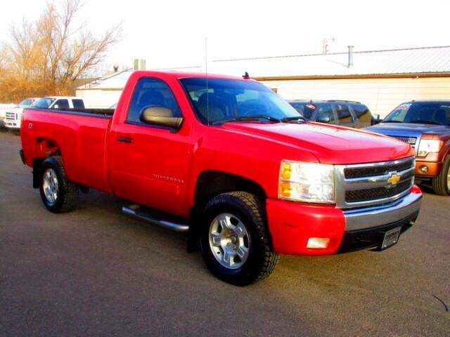 2008 Chevrolet Silverado 1500 LT1 Std. Box 4WD