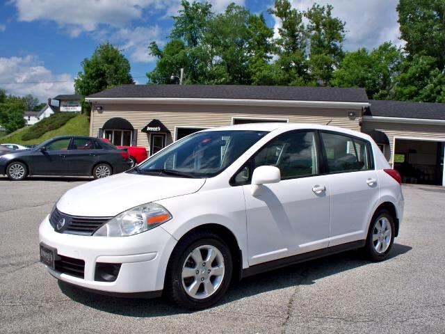 used 2007 nissan versa for sale in barre vt 05641 lowery 39 s auto sales. Black Bedroom Furniture Sets. Home Design Ideas