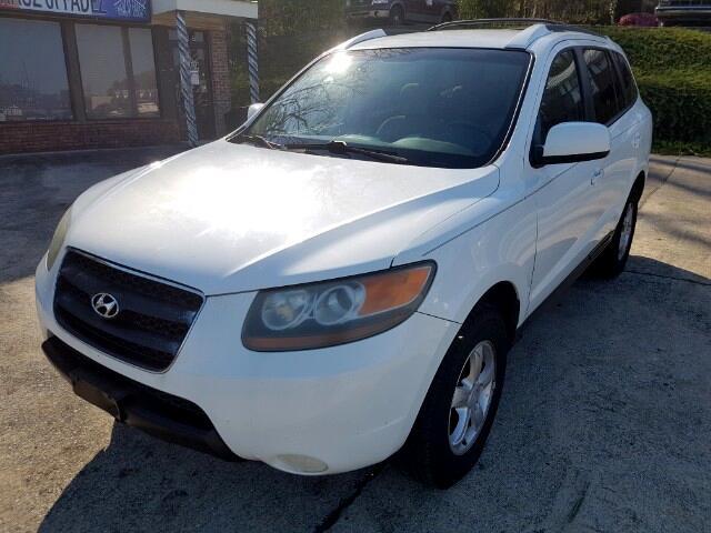 2007 Hyundai Santa Fe GLS AWD