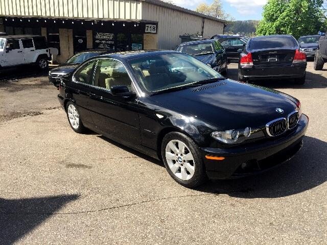 2005 BMW 3-Series 325Ci coupe