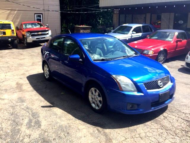 2009 Nissan Sentra 2.0 SR