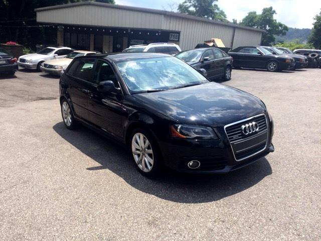 2010 Audi A3 2.0T quattro with S tronic