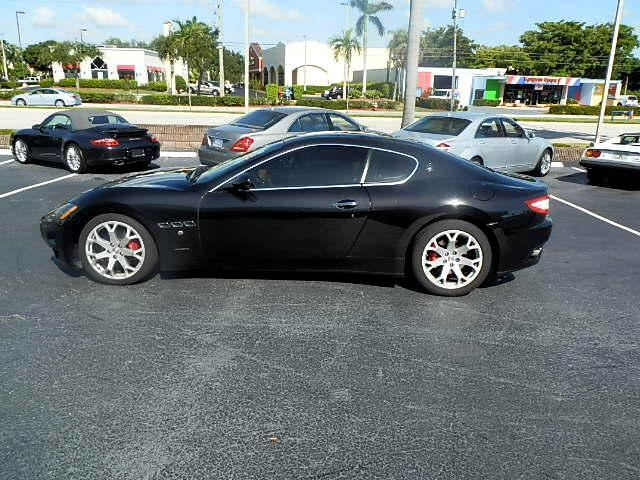 2009 Maserati GranTurismo Coupe