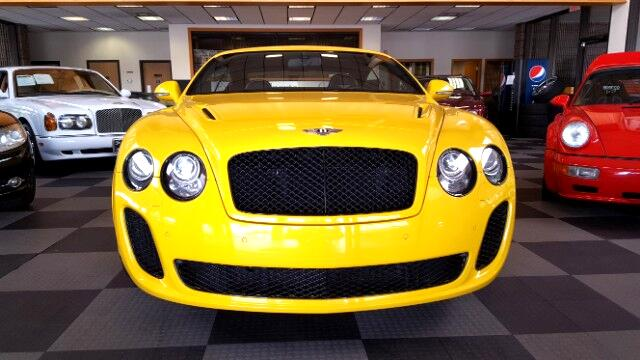 2010 Bentley Continental Supersports