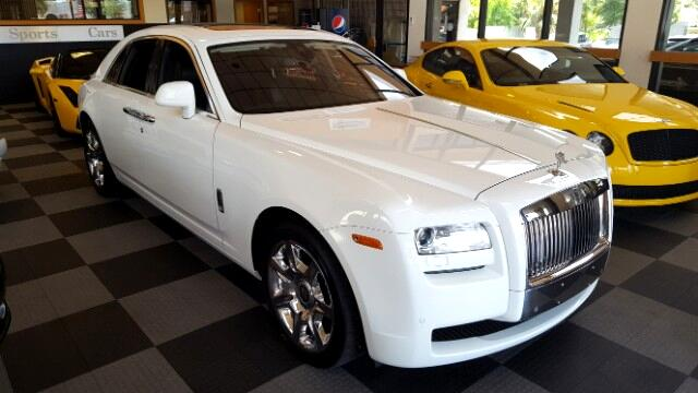 2013 Rolls-Royce Ghost Sedan
