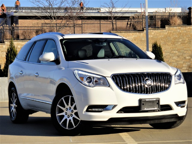 2014 Buick Enclave Leather, Navigation,Entertainment, Panoramic Roof