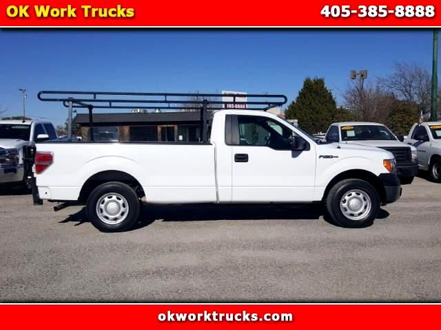 2011 Ford F-150 XL 2WD