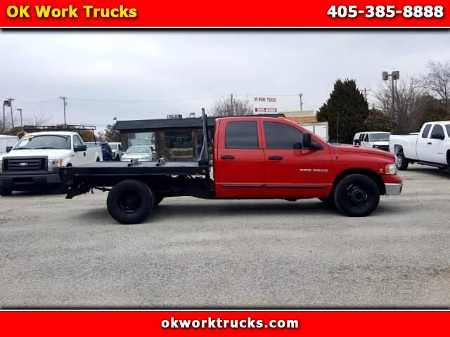 2003 Dodge Ram 3500 SLT Quad Cab Short Bed 2WD DRW