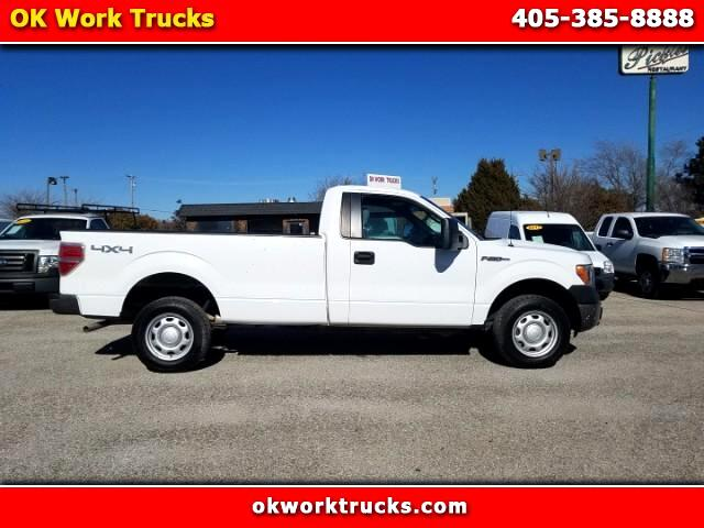 2012 Ford F-150 XL 4WD