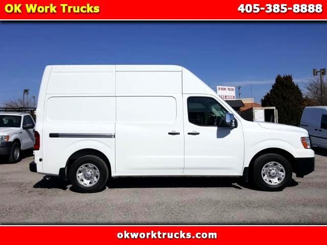 2014 Nissan NV Cargo 2500 HD S V8 High Roof