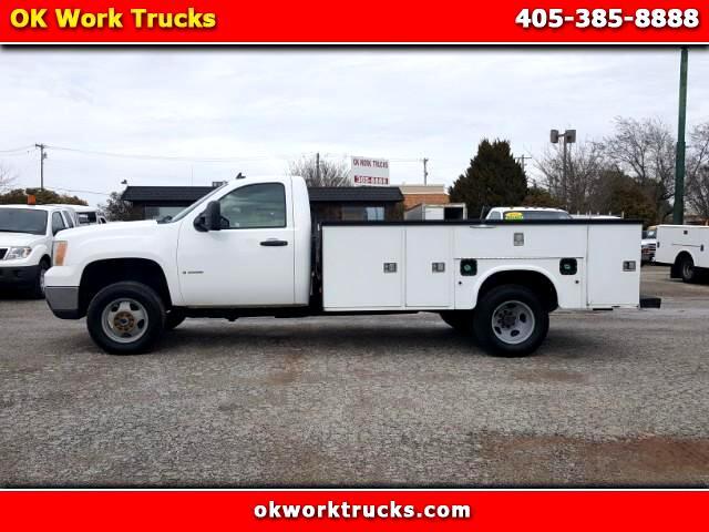 2008 GMC Sierra 3500HD Work Truck DRW 4WD