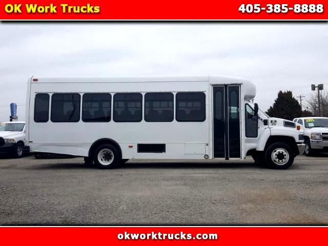 2007 Chevrolet C5500 Shuttle Bus