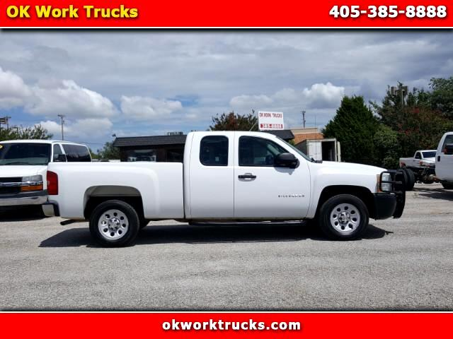2013 Chevrolet Silverado 1500 Ext. Cab Short Bed 2WD