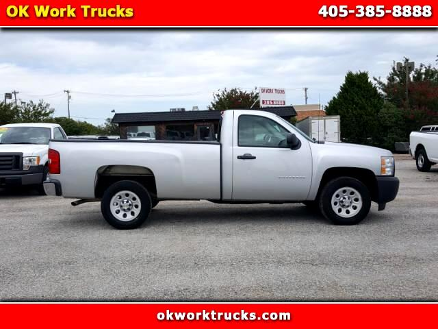 2010 Chevrolet Silverado 1500 Long Bed 2WD
