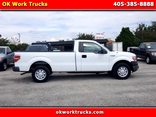 2010 Ford F-150 XL 2WD