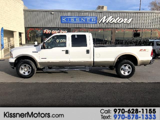 2005 Ford F-350 SD XL Crew Cab 4WD