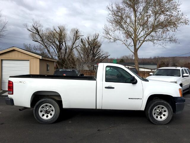 Used 2009 gmc sierra 1500 work truck long box 4wd for sale for Kissner motors grand junction