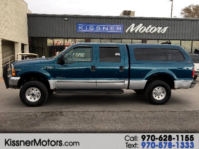 2000 Ford F-250 SD Crew Cab 4WD