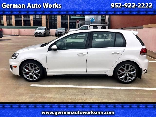 2013 Volkswagen GTI Drivers Edition 4-Door