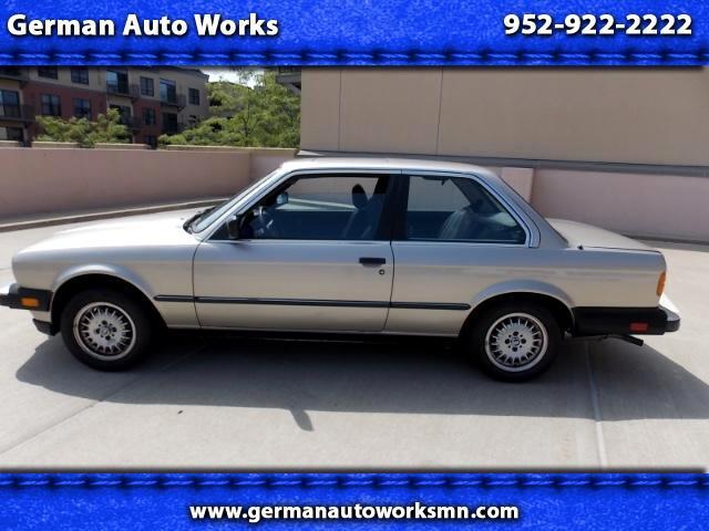 1984 BMW 3-Series 318i automatic