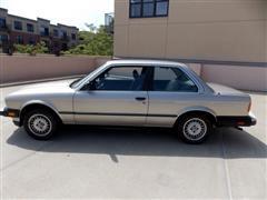 1984 BMW 3-Series