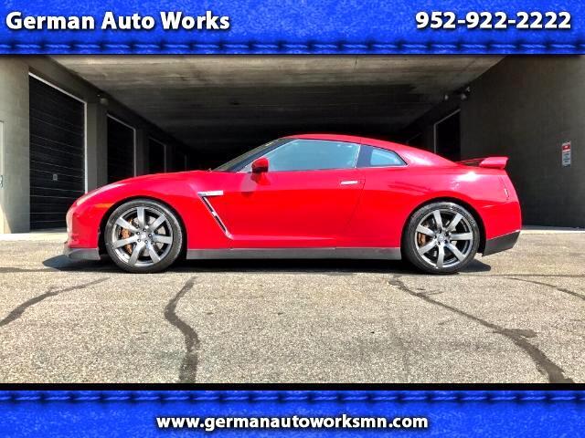 2010 Nissan GT-R 2dr Cpe Premium