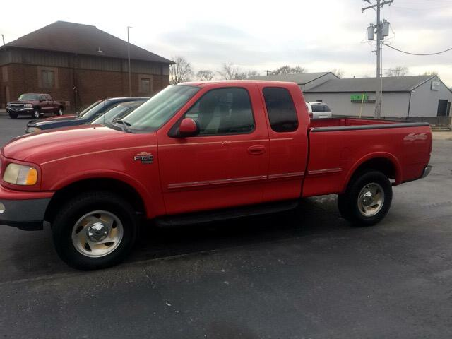 1998 Ford F-150 XLT SuperCab Long Bed 4WD
