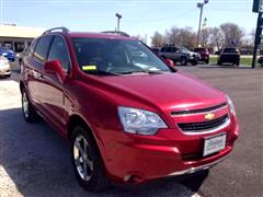 2012 Chevrolet CAPTIVA LT