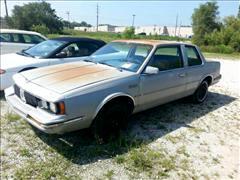 1984 Oldsmobile Cutlass Ciera