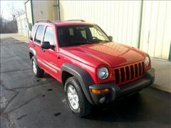 2002 Jeep LIBERTY SP