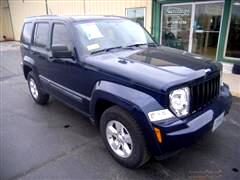 2012 Jeep LIBERTY SP