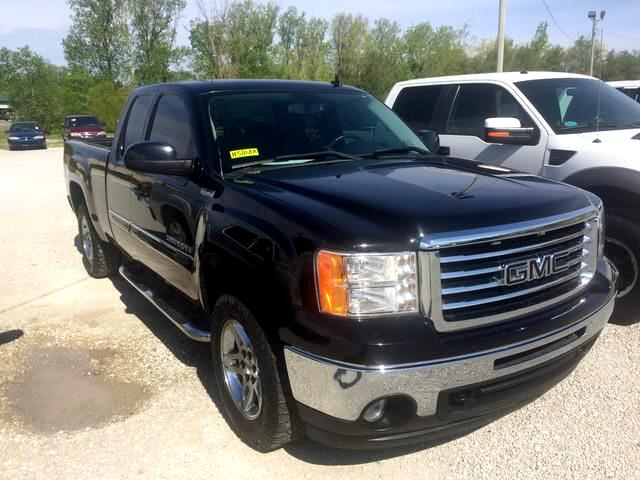 2009 GMC Sierra 1500 SLT Ext. Cab Long Box 4WD