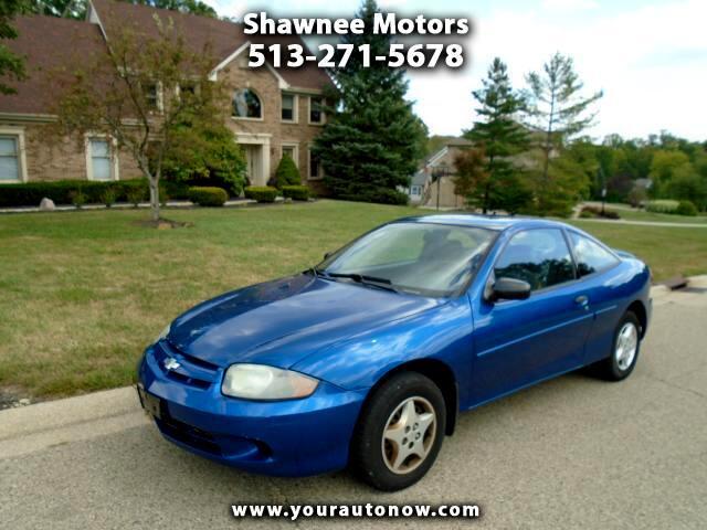 2004 Chevrolet Cavalier Coupe w/1SV