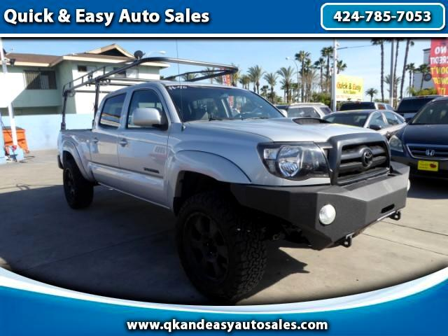 2006 Toyota Tacoma Double Cab Long Bed V6 Auto 4WD