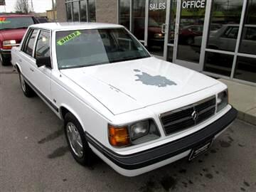 1988 Dodge Aries