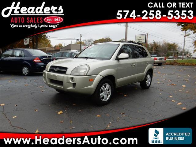 2006 Hyundai Tucson GLS 2.7 4WD