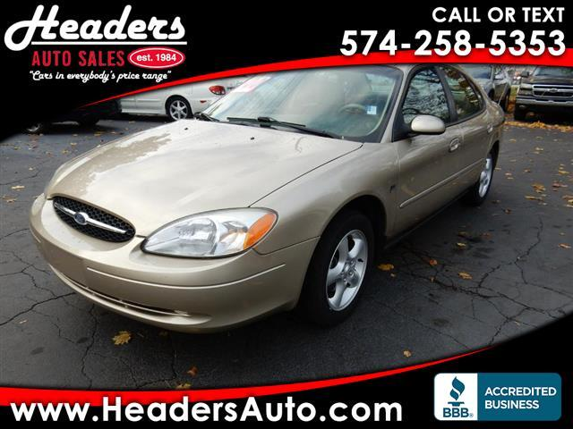 2000 Ford Taurus SE SVG