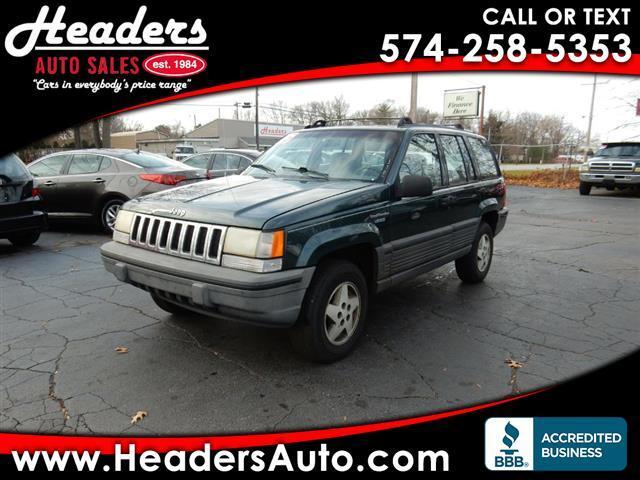 1995 Jeep Grand Cherokee SE 4WD