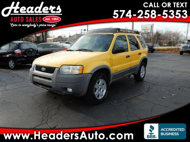 2002 Ford Escape XLT Sport 4WD