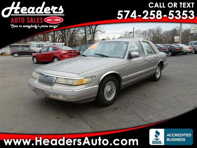 1994 Mercury Grand Marquis LS