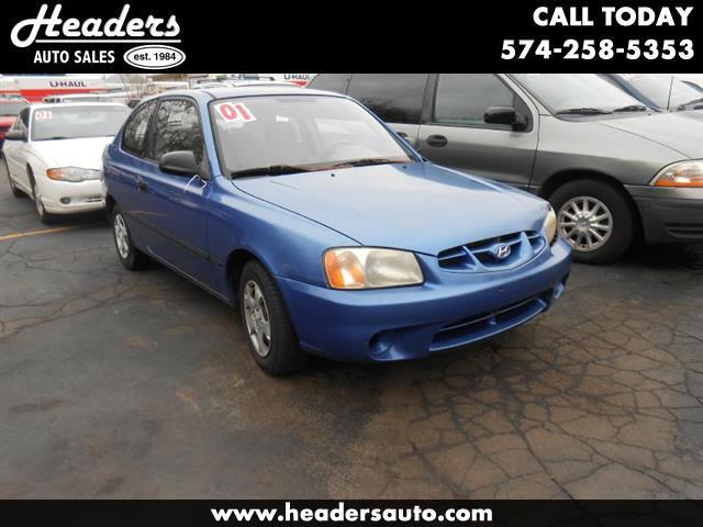 2001 Hyundai Accent L